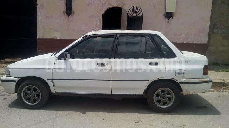 Ford Festiva casual 1.4 usado (1996) color Blanco precio u$s550