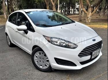 Foto venta Auto usado Ford Fiesta Hatchback 4p S L4/1.6 Man (2014) color Blanco precio $119,000