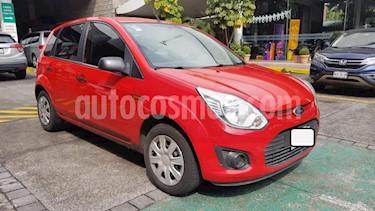 Foto Ford Fiesta Hatchback 4p S L4/1.6 Man usado (2013) color Rojo precio $89,000