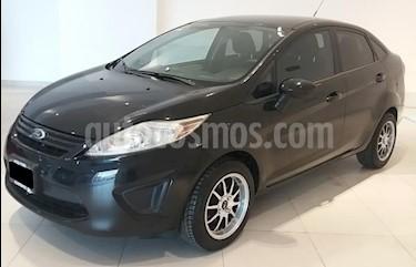 Foto venta Auto usado Ford Fiesta Hatchback 4p S L4/1.6 Man (2014) color Negro precio $105,000
