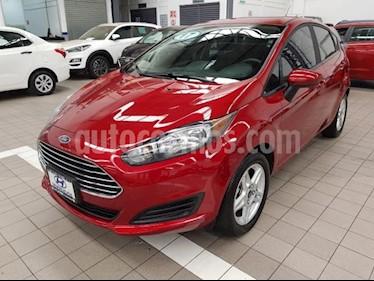 Foto venta Auto usado Ford Fiesta Hatchback 5p SE HB L4/1.6 Man (2017) color Rojo precio $215,000