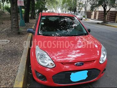 Ford Fiesta Hatchback First  usado (2013) color Rojo precio $82,000