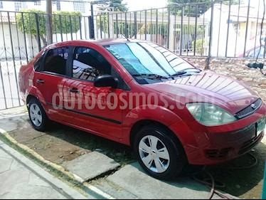Foto venta Auto usado Ford Fiesta Hatchback First  (2006) color Rojo precio $58,500