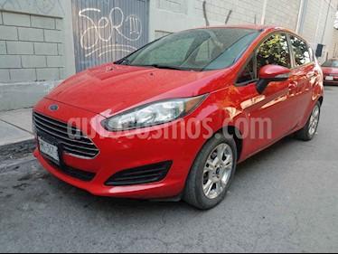 foto Ford Fiesta Hatchback SE  Aut usado (2014) color Rojo precio $125,000