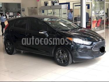 Ford Fiesta Hatchback SE usado (2016) color Negro precio $140,000