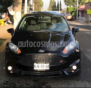 Ford Fiesta Hatchback SE Aut usado (2016) color Negro Profundo precio $128,000