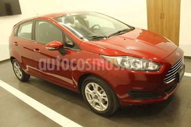foto Ford Fiesta Hatchback SE Aut usado (2015) color Rojo precio $145,000