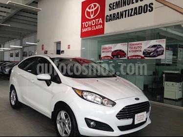 foto Ford Fiesta Hatchback 4P SE AT A/AC. BA RA-15 usado (2017) color Blanco precio $173,000
