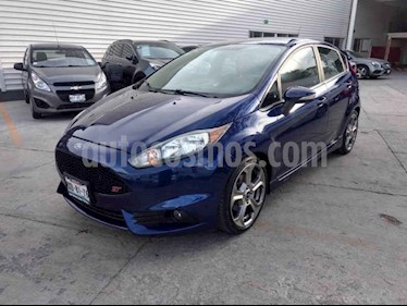 Ford Fiesta Hatchback ST usado (2016) color Azul precio $259,000