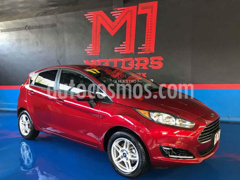 Ford Fiesta Hatchback SE  usado (2017) color Rojo precio $165,000