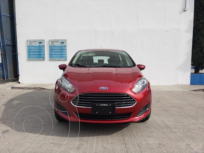 Ford Fiesta Hatchback SE  usado (2017) color Rojo precio $180,000