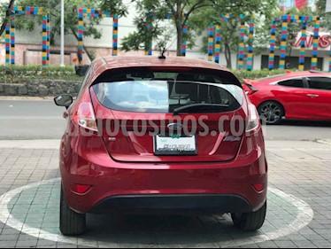 Ford Fiesta Hatchback SE  usado (2016) color Rojo precio $179,000