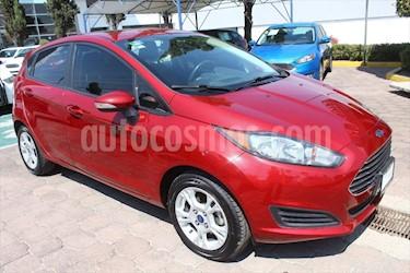 Ford Fiesta Hatchback SE  usado (2016) color Rojo precio $150,000