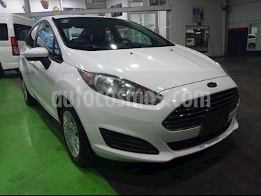 Ford Fiesta Hatchback SE usado (2015) color Blanco precio $145,000