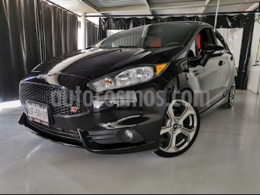 foto Ford Fiesta Hatchback ST usado (2018) color Negro Ebony precio $320,000