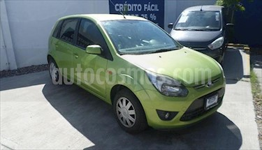 foto Ford Fiesta Hatchback SE  usado (2012) color Verde precio $95,000