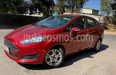 Ford Fiesta Hatchback 4P SE TM5 A/AC. BA RA-15 usado (2016) color Rojo precio $159,000