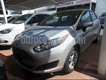 Ford Fiesta Hatchback SE  usado (2016) color Plata precio $160,000
