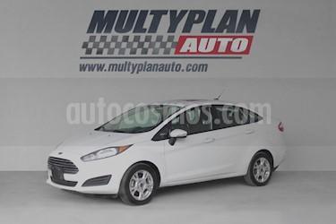 Ford Fiesta Hatchback SE  Aut usado (2016) color Blanco precio $160,900