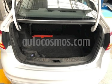 Ford Fiesta Hatchback 4P SE TM5 A/AC. BA RA-15 usado (2015) color Blanco precio $130,000