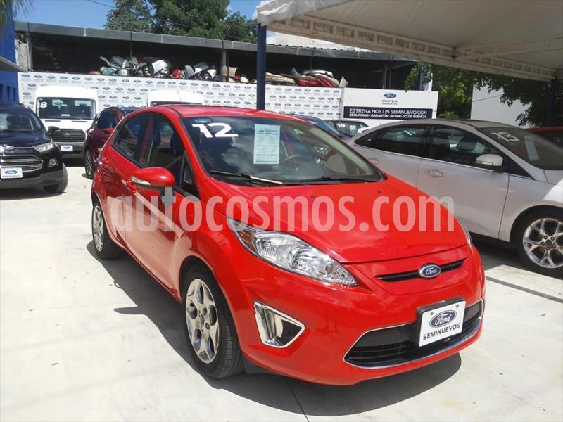 Ford Fiesta Hatchback SES Aut usado (2012) color Rojo precio $105,000
