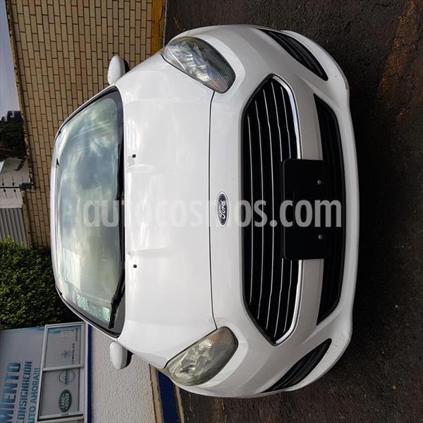 Ford Fiesta Hatchback S usado (2016) color Blanco precio $145,000