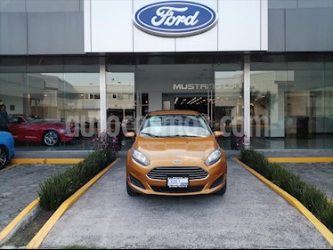 Ford Fiesta Hatchback SE Aut usado (2016) color Amarillo precio $164,000