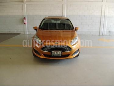 Ford Fiesta Hatchback SE  usado (2016) color Oro precio $149,000