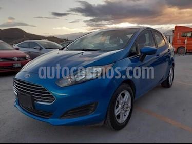 Ford Fiesta Hatchback 4P SE L4/1.6 MAN usado (2017) color Azul precio $175,000