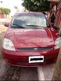 Ford Fiesta Hatchback Trend usado (2005) color Rojo precio $55,000