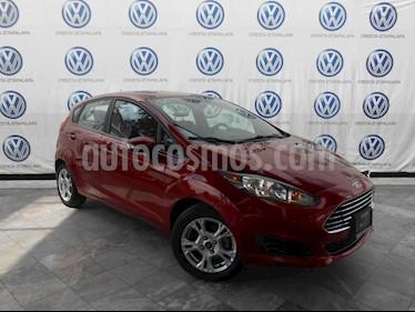 Ford Fiesta Hatchback SE usado (2016) color Rojo precio $159,000