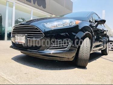Ford Fiesta Hatchback S usado (2016) color Negro precio $143,000
