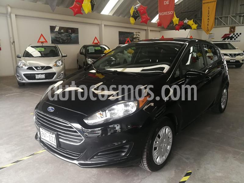 Ford Fiesta Hatchback S usado (2015) color Negro Profundo precio $129,000