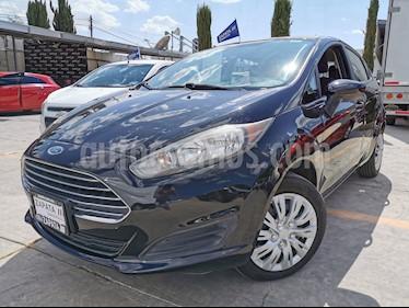 Foto Ford Fiesta Hatchback S usado (2015) color Negro Profundo precio $139,000