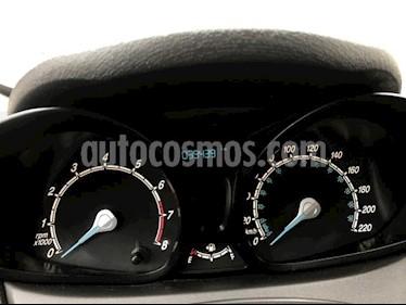 Ford Fiesta Hatchback S usado (2016) color Gris precio $160,000