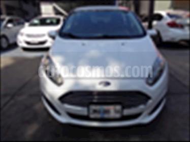 Foto venta Auto usado Ford Fiesta Hatchback S (2016) color Blanco precio $155,000
