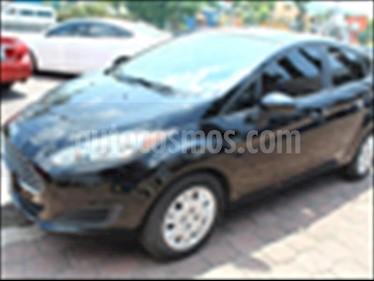 Foto venta Auto usado Ford Fiesta Hatchback S (2016) color Negro precio $155,000