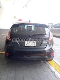 Foto venta Auto usado Ford Fiesta Hatchback S (2015) color Negro precio $128,000