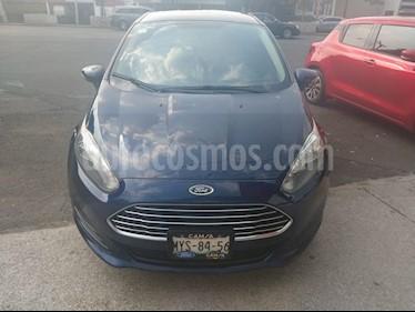 Ford Fiesta Hatchback SE  Aut usado (2016) color Azul precio $171,000