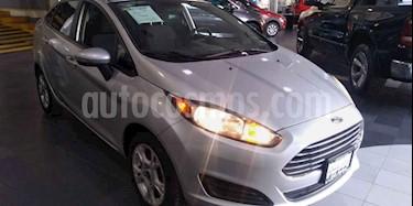 Foto venta Auto usado Ford Fiesta Hatchback SE Aut (2015) color Dorado precio $144,000