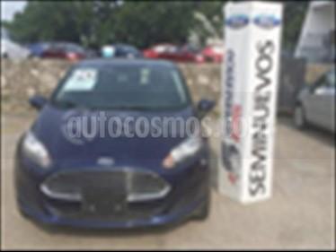 Ford Fiesta Hatchback SE  usado (2016) color Azul Marino precio $185,000