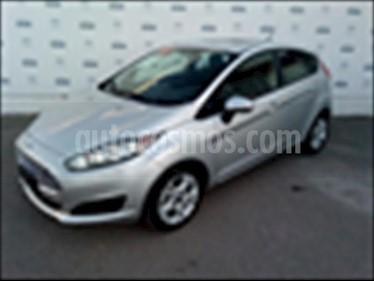 Foto venta Auto usado Ford Fiesta Hatchback SE  (2016) color Plata precio $165,000