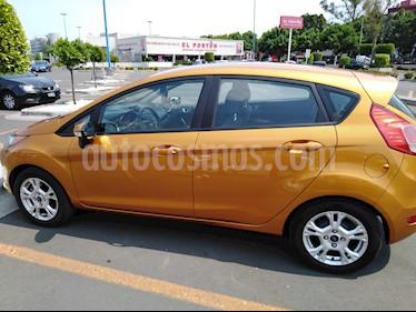 Ford Fiesta Hatchback SE usado (2016) color Naranja precio $175,000