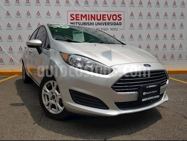 Foto venta Auto usado Ford Fiesta Hatchback SE (2015) color Plata precio $149,000