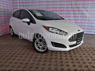 Foto venta Auto usado Ford Fiesta Hatchback SE (2017) color Blanco precio $195,000