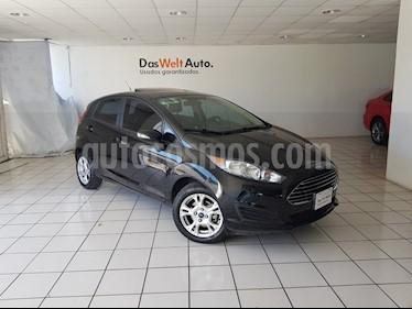 Foto venta Auto usado Ford Fiesta Hatchback SE (2016) color Negro Profundo precio $174,900