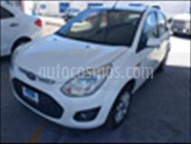 Foto venta Auto usado Ford Fiesta Hatchback SE  (2013) color Blanco precio $110,000