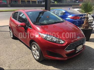 Foto venta Auto Seminuevo Ford Fiesta Hatchback SE  (2016) color Rojo precio $168,000
