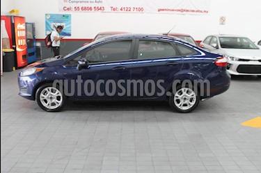 Foto venta Auto Seminuevo Ford Fiesta Hatchback SE  (2016) color Azul precio $179,000