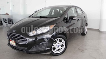 Foto venta Auto usado Ford Fiesta Hatchback SE  (2015) color Negro precio $140,000